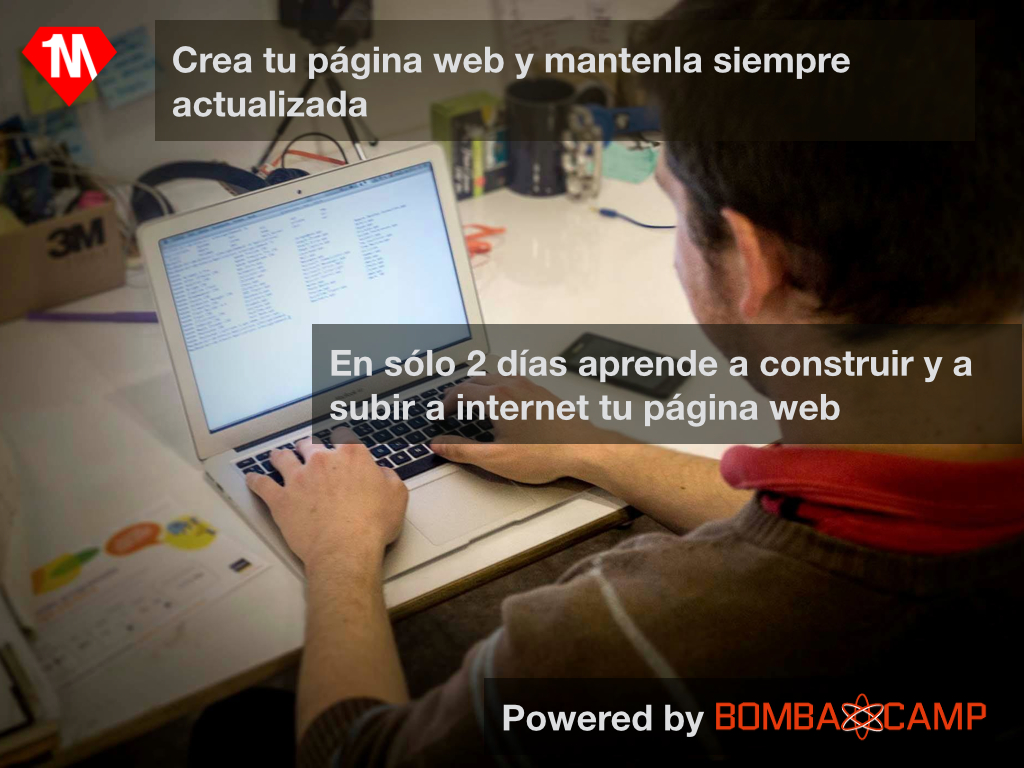 Taller crear página web HTML CSS Twitter Bootstrap