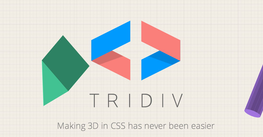 Figuras 3d con TriDiv