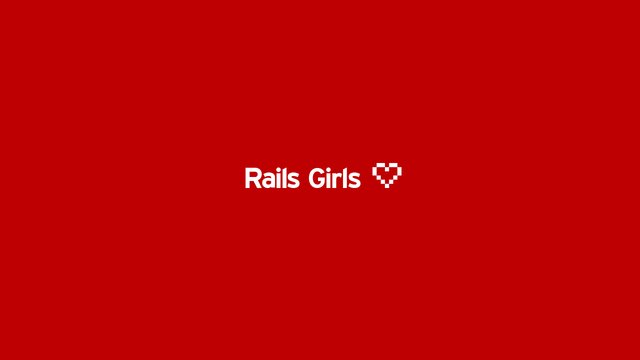 RailsGirls Santiago